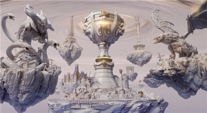 《英雄联盟》2019全球总决赛主题交响乐发布